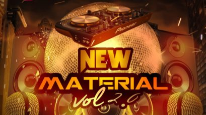 @juliocesarketch Dj Julitin - New Material Mix 2.0