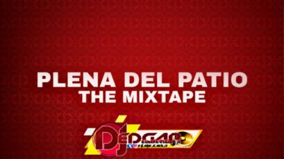 Dj Edgar - Pura Plena Del Patio Mixtape