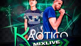 @SelectaDangelo ft @DJAangelJr_Official - Kaotico Mix Live
