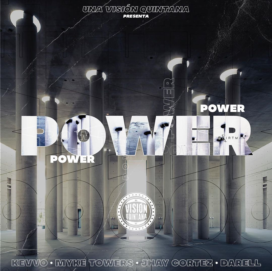 Kevvo Ft Myke Towers, Jhay Cortez Y Darell – Power