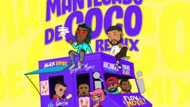 Nio Garcia Ft. Bryant Myers, Young Blade, Arcangel, Alex Rose y Amenazzy - Mantecado de Coco (Remix)