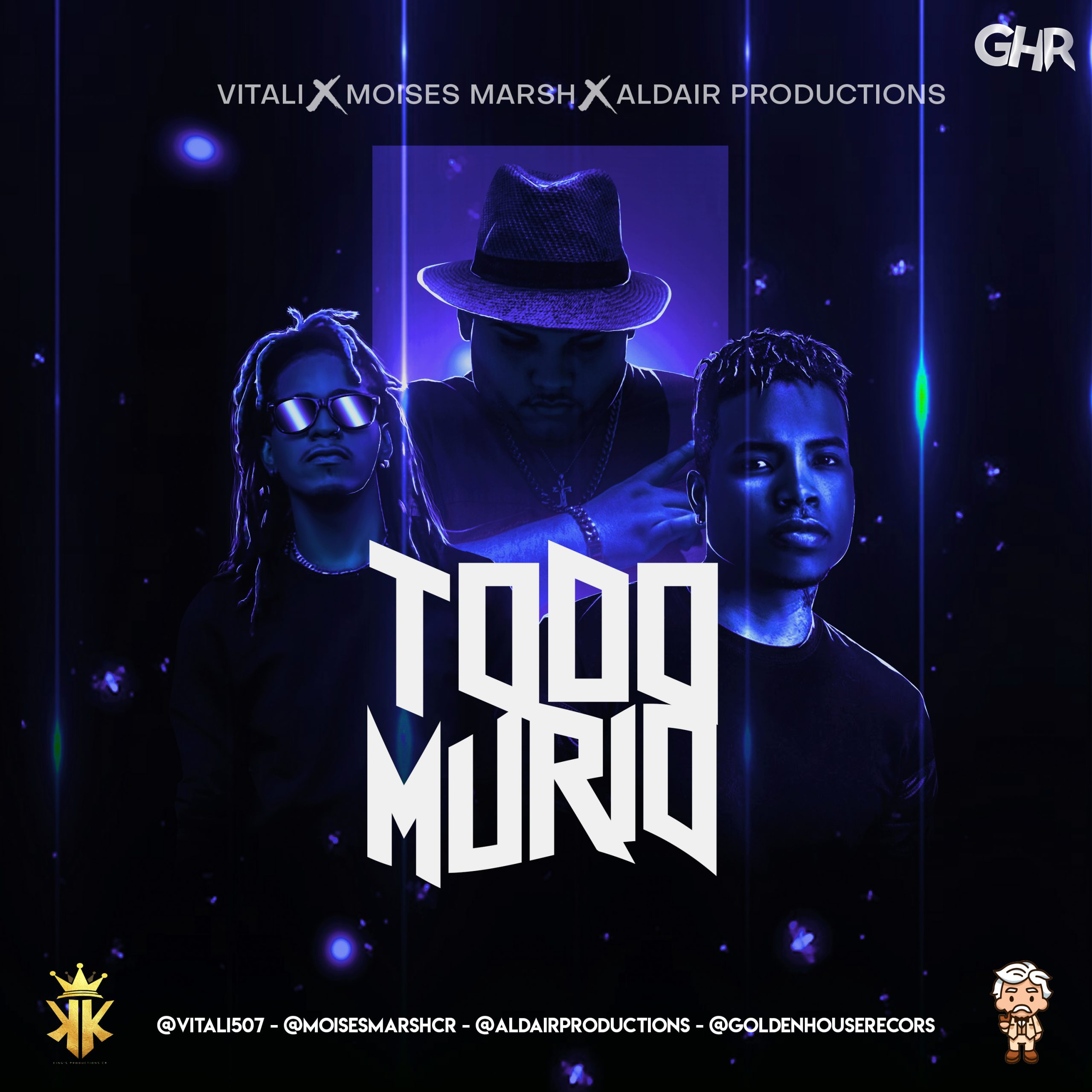 Vitali ft Moises Marsh & Aldair Productions – Todo Murió