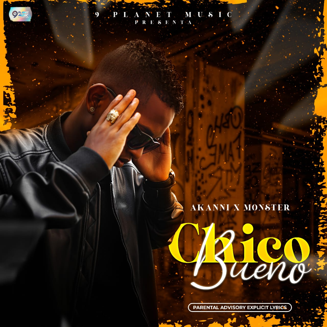 Akanni x Monster – Chico bueno