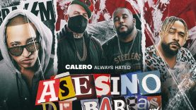 CALERO ft ROBINHO, ORIGINAL FAT, KENNY MAN - ASESINO DE BARRAS ( REMIX )