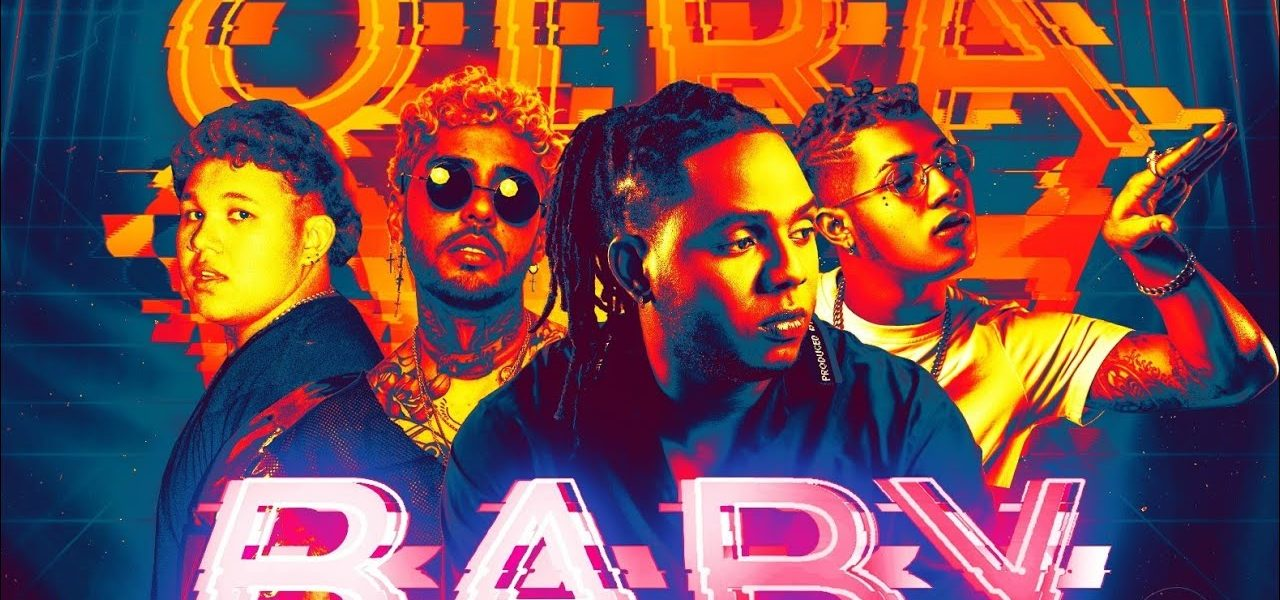 Akim, Dalex, Beéle - Otra Baby (Ft. Boza) (Official Music Video)