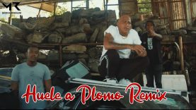 Mr Wolf Ft. Chamaco - Huele A Plomo (Remix) (Video Oficial)